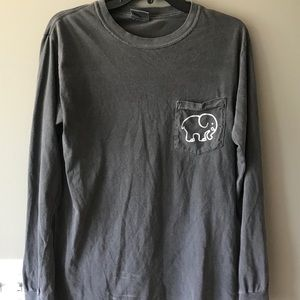 Ivory Ella long sleeve t-shirt